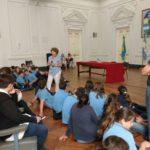 Nivel Primario y Nivel Secundario. Feria del Libro Distrital.