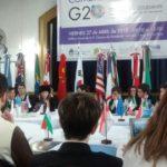 Nivel Secundario. Cumbre Estudiantil G20.