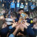 Nivel Inicial: la Copa Marianista de sala de 5!