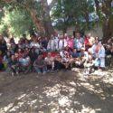 Grupo misionero de verano en Naupahuén