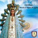 8 de Mayo: ¡FELIZ DÍA DE LA VIRGEN DE LUJÁN!